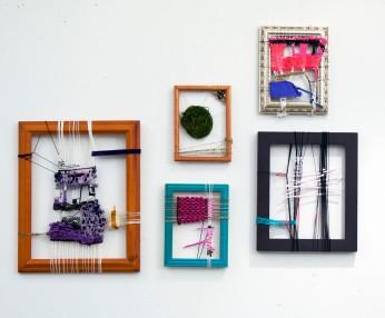 Weaving Studies (Group 1)