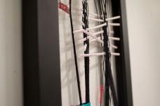 Straw detail (Black frame)